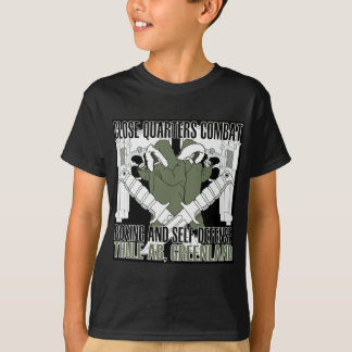 Close Quarters Combat, Thule Greenland, V2 T-Shirt