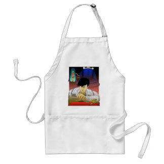 Close Up And Personal Apron