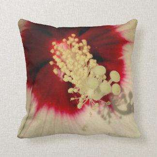 Close-up Floral Photo Throw Cushion 41 cm x 41 cm
