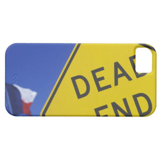 Close-up of a dead end sign, Texas, USA Barely There iPhone 5 Case