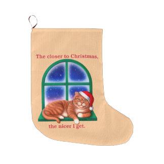Closer to Christmas Stocking