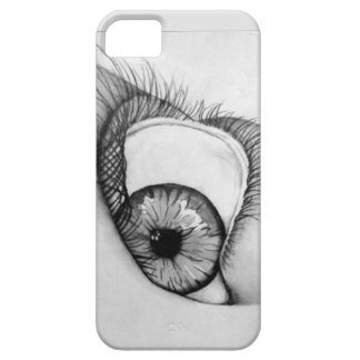 Closeup Eye iPhone 5 Cover