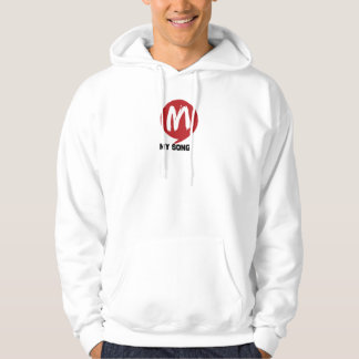 clothes 2 mark MY SONG Hoodie