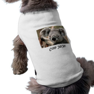 clothes for the dog dog tee shirt