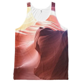 Clothing for Her All-Over Print Singlet