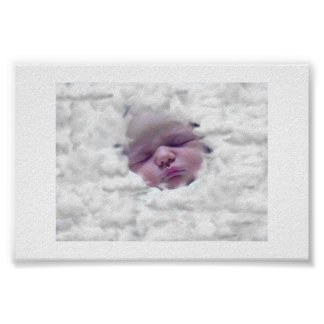 Cloud Baby Posters