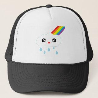 Cloud Happy Trucker Hat