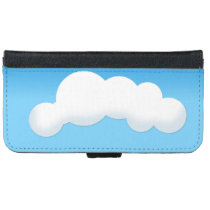 Cloud iPhone 6 Wallet Case