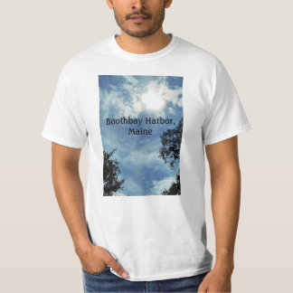 Cloud Theme Value T-Shirt
