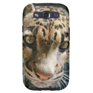 Clouded Leopard Samsung Galaxy S3 Cases