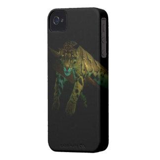 Clouded Leopard iPhone case iPhone 4 Case