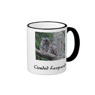 Clouded Leopard Coffee Mugs