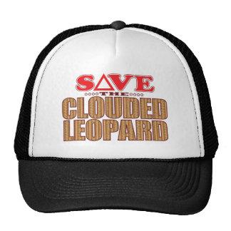 Clouded Leopard Save Cap