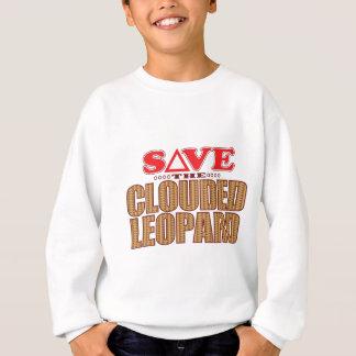 Clouded Leopard Save Sweatshirt