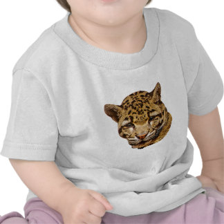 Clouded Leopard Shirts