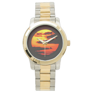 Clouded Sun Wrist Watches