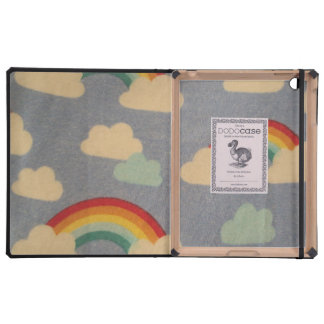 clouds and arc IRIS Cover For iPad