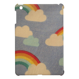 clouds and arc IRIS Cover For The iPad Mini