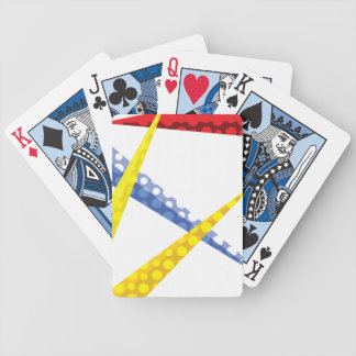 Clouds and Planes Bicycle Playing Cards