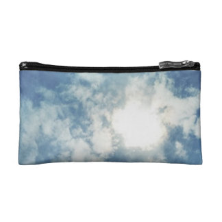 Clouds in Boothbay Themed Cosmetic Bag