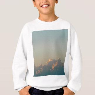 clouds in romania sweatshirt