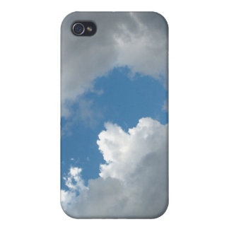 clouds in the sky iPhone 4/4S covers