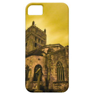Clouds over Church Case For The iPhone 5