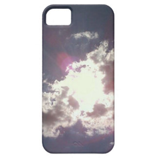 Clouds over Texas iPhone 5 Cases
