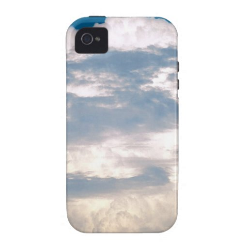 Clouds Pillow Sky Vibe iPhone 4 Covers
