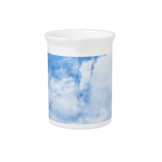 clouds sky heaven pitcher