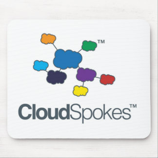 CloudSpokesLogo (1) Mouse Pad