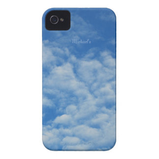 Cloudy Sky Blackberry Case-Mate Case iPhone 4 Covers