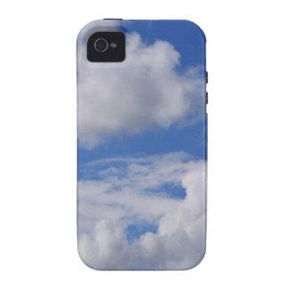 Cloudy Sky .jpg iPhone 4 Cover