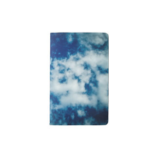 Cloudy Sky Notebook Cover