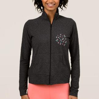 Clover Flowers Women's Practice Jacket