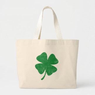 Clover Large Tote Bag
