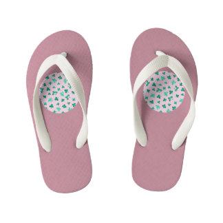 Clover Leaves Kids' Flip Flops Thongs