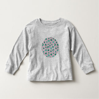 Clover Leaves Toddler Long Sleeve T-Shirt
