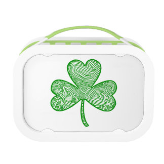 Clover Lunch Box