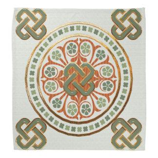 Clover Mandala Bandana