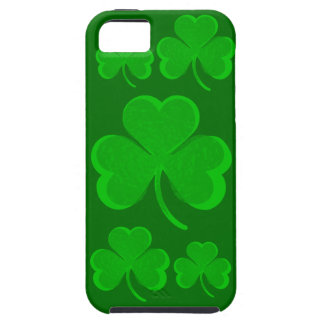 Clovers iPhone 5 Cover