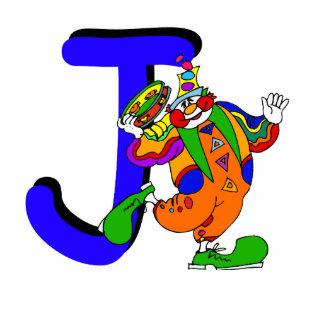 Clown J png Acrylic Cut Out