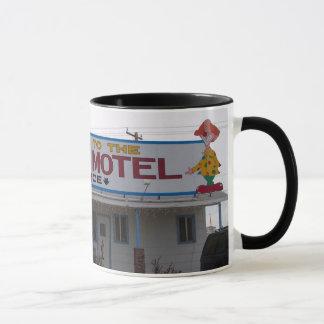 Clown Motel Mug