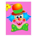 Clown Post Cards