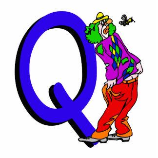 Clown Q png Photo Cutout