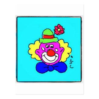 Clown Tótó II Postcards
