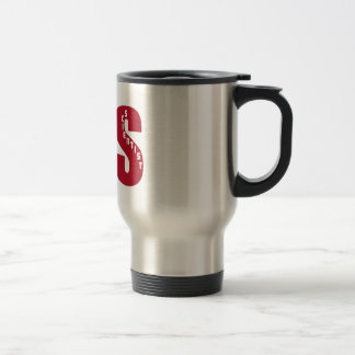 CLS (Big RED) CLINICAL LABORATORY SCIENTIST Stainless Steel Travel Mug