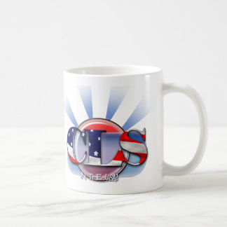 CLS in the USA - Clinical Laboratory Scientist  Cu Basic White Mug