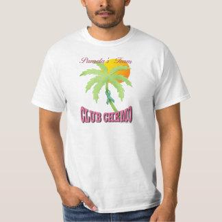 Club Chemo - Teal T Shirts