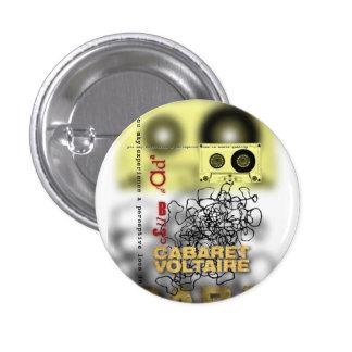 club dada - cabaret voltaire 3 cm round badge